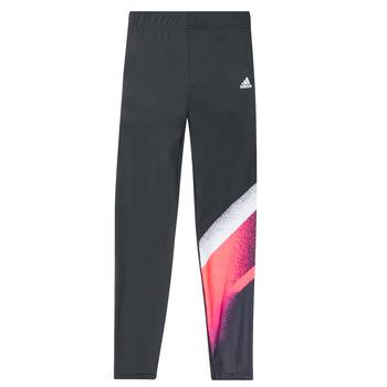 Oblačila Deklice Pajkice adidas Performance YG UC TIGHT Črna