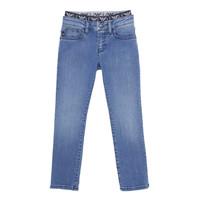 Oblačila Dečki Kavbojke slim Emporio Armani 6H4J17-4D29Z-0942 Modra