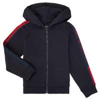 Oblačila Dečki Puloverji Emporio Armani 6H4ME2-4J3BZ-0922 Modra