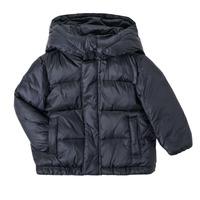 Oblačila Dečki Puhovke Emporio Armani 6HHBL1-1NLSZ-0920 Modra