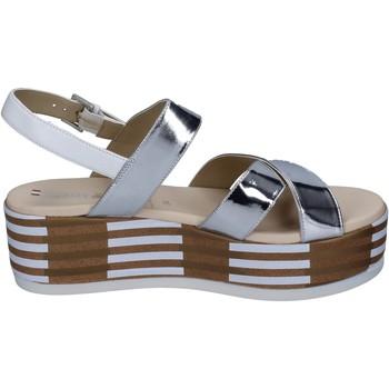 Čevlji  Ženske Sandali & Odprti čevlji Tredy's Sandale BN750 Srebro