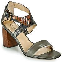Čevlji  Ženske Sandali & Odprti čevlji JB Martin 1NAWELI Olive