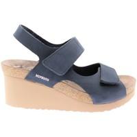 Čevlji  Ženske Sandali & Odprti čevlji Mephisto MEPHTINYbl blu