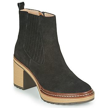 Čevlji  Ženske Gležnjarji Karston GRANI Črna