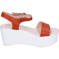 Čevlji  Ženske Sandali & Odprti čevlji Solo Soprani BN770 Oranžna