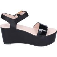 Čevlji  Ženske Sandali & Odprti čevlji Solo Soprani BN772 Črna