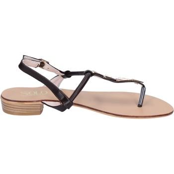 Čevlji  Ženske Sandali & Odprti čevlji Solo Soprani BN776 Rjav