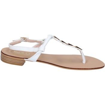 Čevlji  Ženske Sandali & Odprti čevlji Solo Soprani BN777 Bela