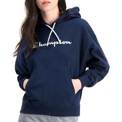 Oblačila Ženske Puloverji Champion Hooded Mornarsko modra