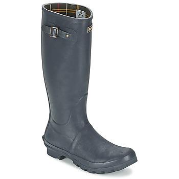 Čevlji  Moški škornji za dež  Barbour BEDE Modra
