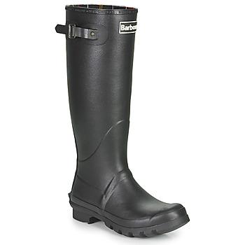 Čevlji  Moški škornji za dež  Barbour BEDE Črna