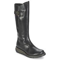 Čevlji  Ženske Mestni škornji    Fly London MOL 2 Črna