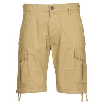 Oblačila Moški Kratke hlače & Bermuda Jack & Jones JJIALFA Kamel