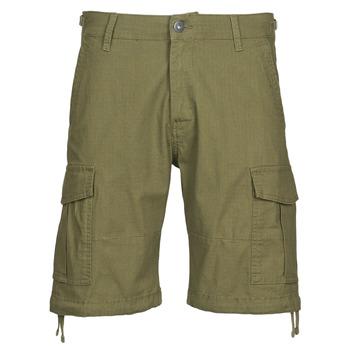 Oblačila Moški Kratke hlače & Bermuda Jack & Jones JJIALFA Kaki