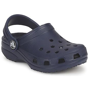 Čevlji  Otroci Cokli Crocs CLASSIC KIDS niebieski