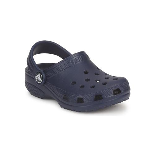 Čevlji  Otroci Cokli Crocs CLASSIC KIDS Modra