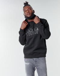 Oblačila Moški Puloverji Armani Exchange 6HZMFK Črna