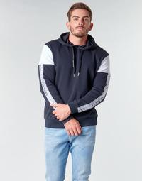 Oblačila Moški Puloverji Armani Exchange 6HZMFD Črna / Bela