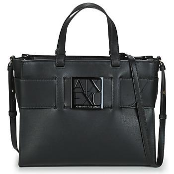Torbice Ženske Ročne torbice Armani Exchange 942689-0A874-00020 Črna
