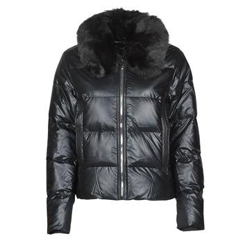 Oblačila Ženske Puhovke Deeluxe BLANDINE Črna