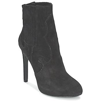 Čevlji  Ženske Gležnjarji Ash BOO Črna