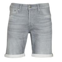 Oblačila Moški Kratke hlače & Bermuda Jack & Jones JJIRICK Siva