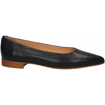 Čevlji  Ženske Balerinke Lamica NAPPA blu