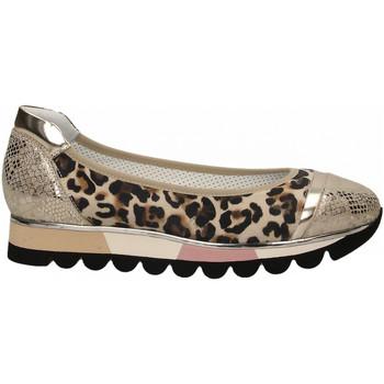 Čevlji  Ženske Balerinke Le Pepé JAGUAR beige