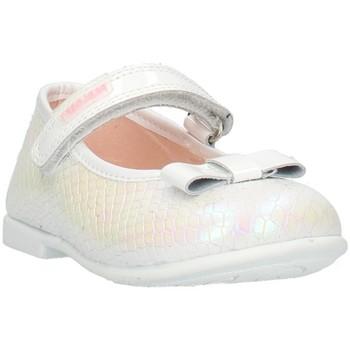 Čevlji  Otroci Balerinke Pablosky 0747 White
