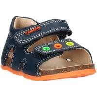 Čevlji  Otroci Sandali & Odprti čevlji Pablosky 0819 Blue