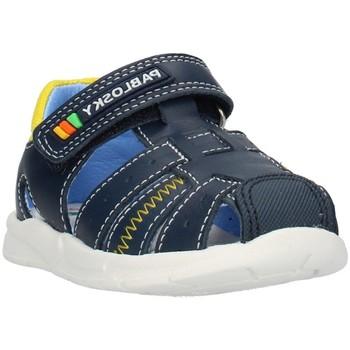 Čevlji  Otroci Sandali & Odprti čevlji Pablosky 0826 blue