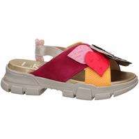 Čevlji  Ženske Sandali & Odprti čevlji L4k3 SANDAL PATCH fuxia