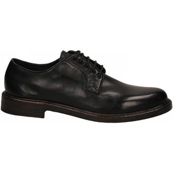 Čevlji  Moški Čevlji Derby Brecos BUFALO nero