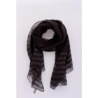Tekstilni dodatki Ženske Šali & Rute Sandro Ferrone A42-PAOLINA Nero