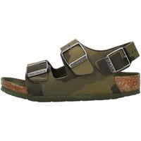 Čevlji  Dečki Sandali & Odprti čevlji Birkenstock 1014590 Green