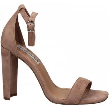 Čevlji  Ženske Sandali & Odprti čevlji Steve Madden FRANKY SUEDE mauve