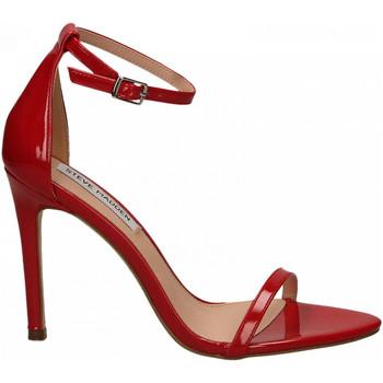 Čevlji  Ženske Sandali & Odprti čevlji Steve Madden ABBY PATENT red