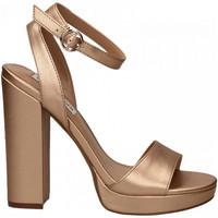 Čevlji  Ženske Sandali & Odprti čevlji Steve Madden GESTURE rose-gold