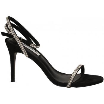 Čevlji  Ženske Sandali & Odprti čevlji Steve Madden JELINA CRYSTAL black
