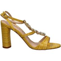 Čevlji  Ženske Sandali & Odprti čevlji Tiffi MINERVA ALFREDO giallo