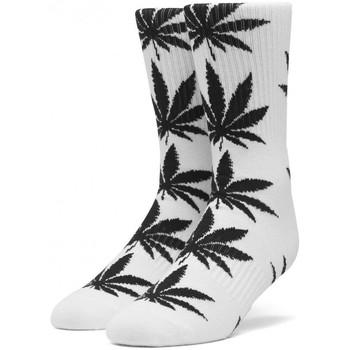 Tekstilni dodatki Moški Nogavice Huf Socks plantlife Bela