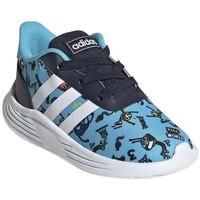 Čevlji  Dečki Nizke superge adidas Originals Lite Racer 20 I Modra,Mornarsko modra