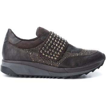 Čevlji  Ženske Slips on Xti 47416 COMBINADA GRIS Gris