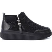 Čevlji  Ženske Gležnjarji Xti 47456 NEGRO Negro