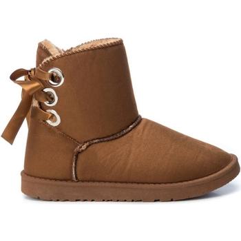Čevlji  Ženske Škornji za sneg Xti 64849 CAMEL Marrón