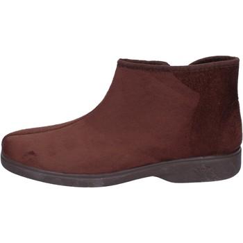 Čevlji  Moški Nogavice Mauri Moda Copati BN911 Rjav