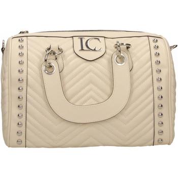 Torbice Ženske Ročne torbice La Carrie STICH&SPUN MEGAN bianco