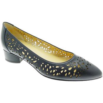 Čevlji  Ženske Salonarji Donna Soft DOSODS0707bl blu