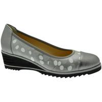 Čevlji  Ženske Balerinke Donna Soft DOSODS0766gr grigio