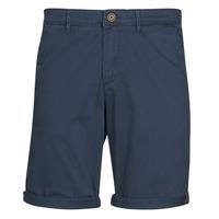 Oblačila Moški Kratke hlače & Bermuda Jack & Jones JJIBOWIE Modra